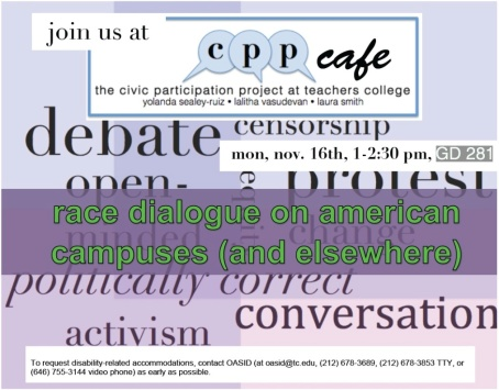 2 campus cafe flyer image